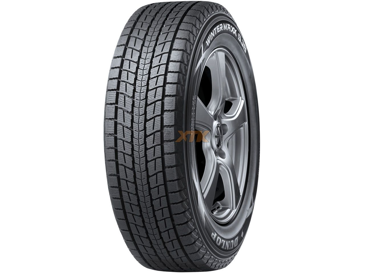 Автошина 265/70R16 112R Dunlop Winter MAXX SJ8